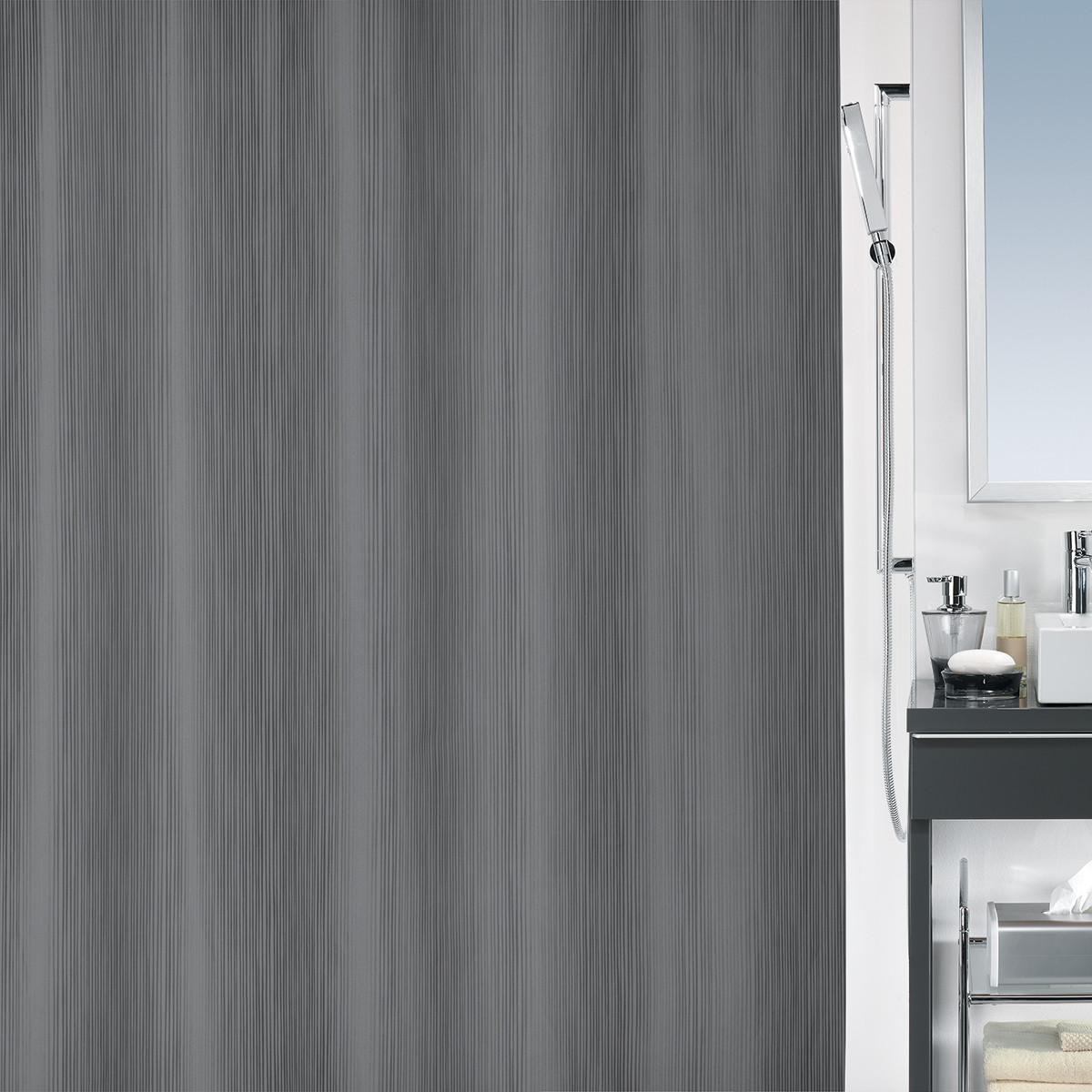 Κουρτίνα Μπάνιου (180×180) Spirella 02190.001 Una