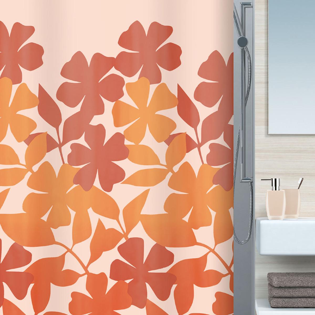 Κουρτίνα Μπάνιου (180×180) Spirella 02304.001 Fleury