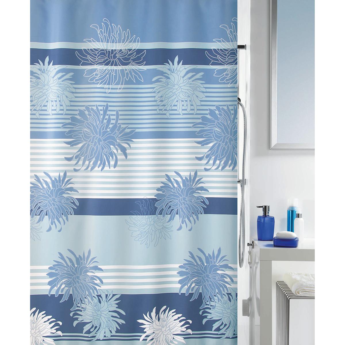 Κουρτίνα Μπάνιου (180×200) Spirella 02109.001 Ritika
