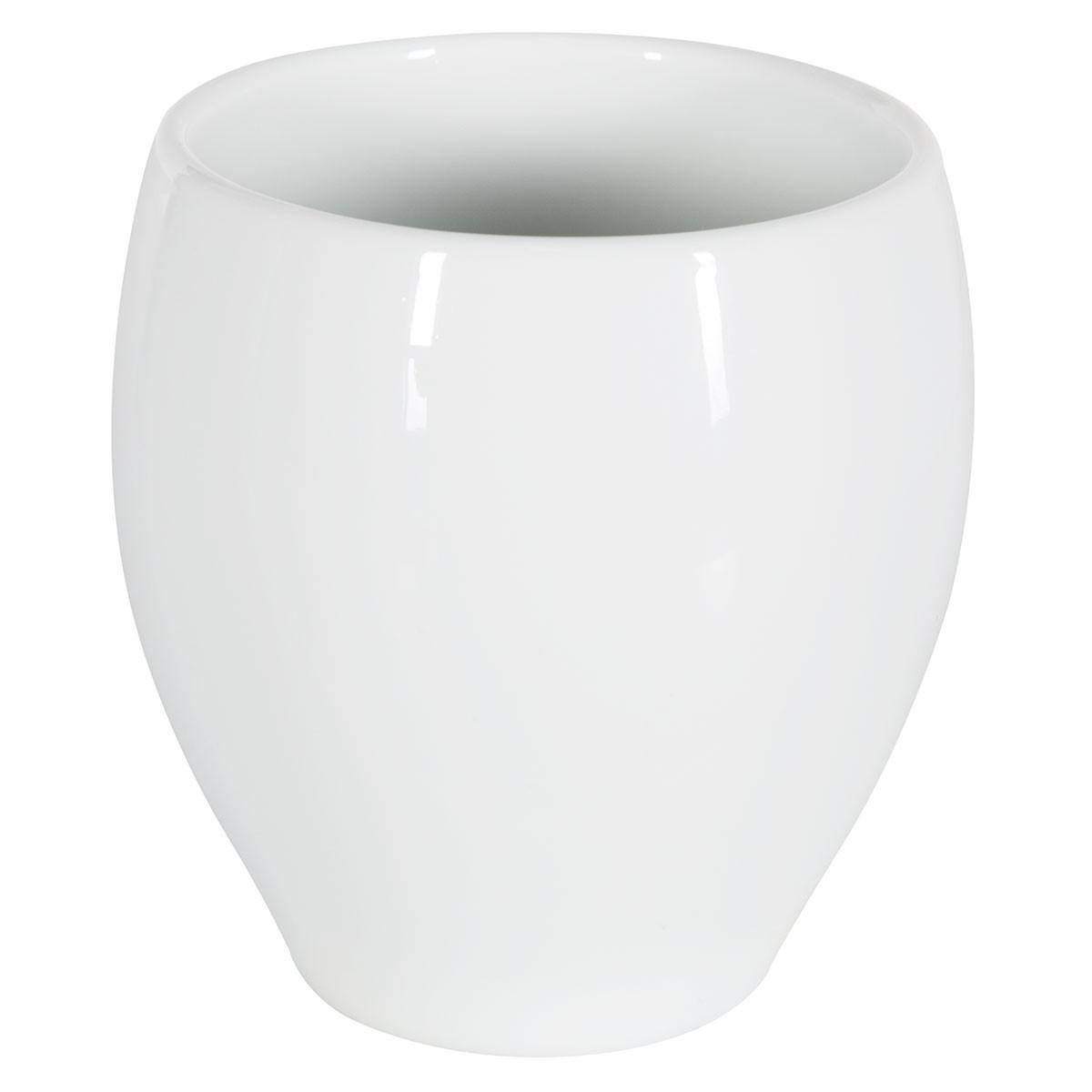 Ποτήρι Οδοντόβουρτσας Spirella 03188.001 Bali White