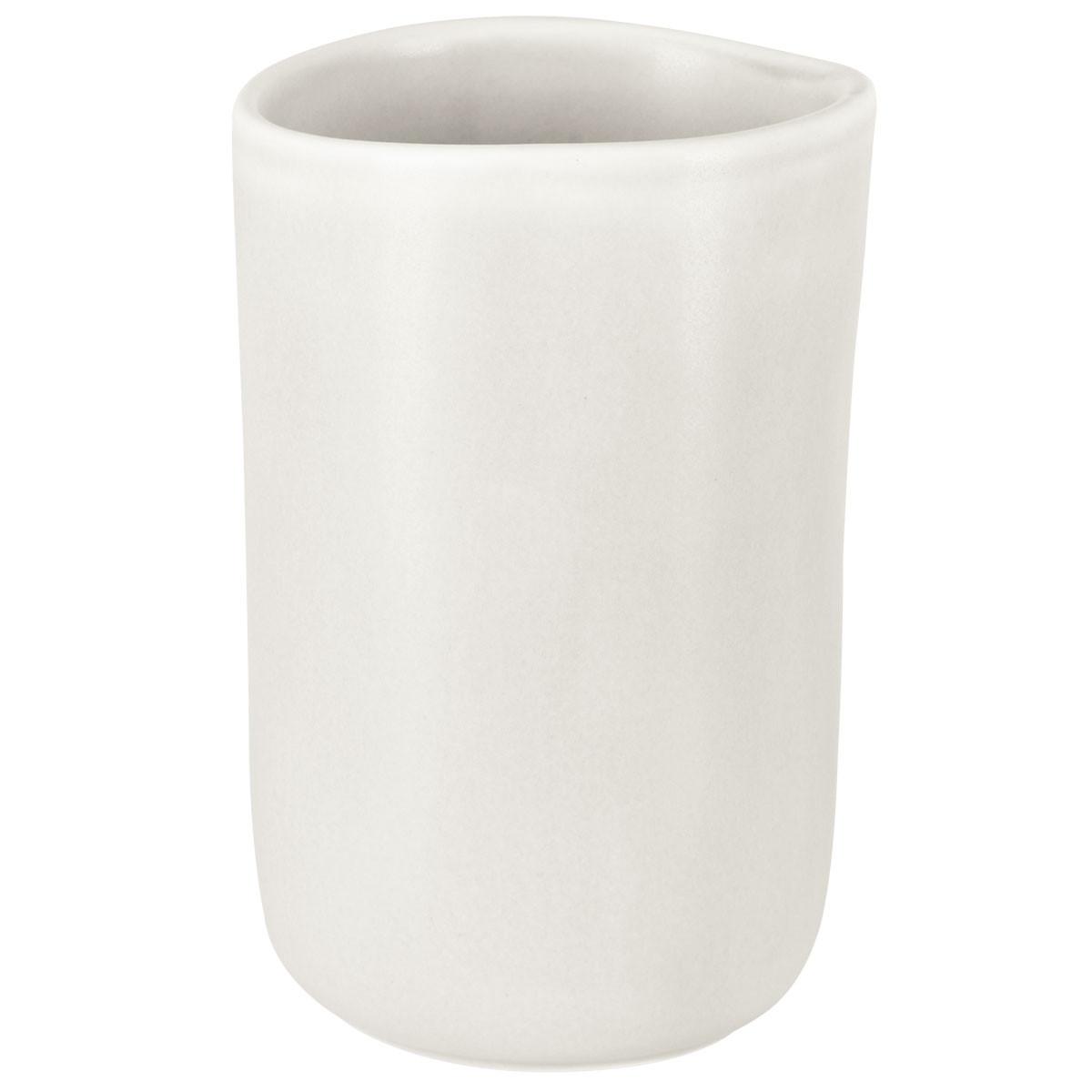 Ποτήρι Οδοντόβουρτσας Spirella 03246.002 Sina White