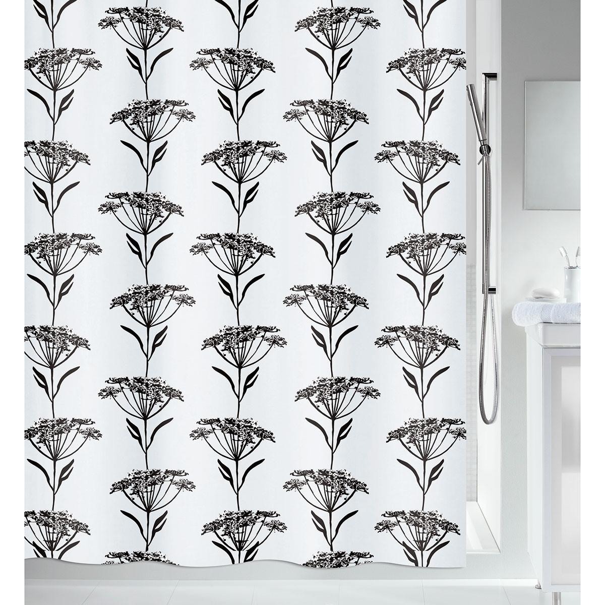 Κουρτίνα Μπάνιου (180×200) Spirella 02147.001 Naturesign