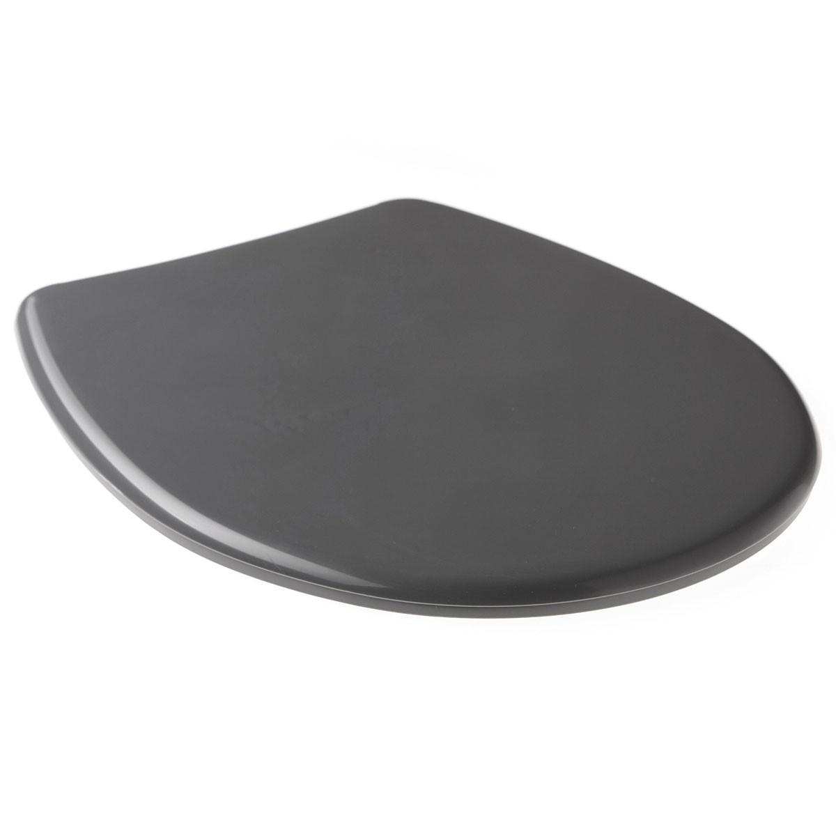 Καπάκι Τουαλέτας Tatay 06509.001 Standard Grey home   μπάνιο   καπάκια λεκάνης