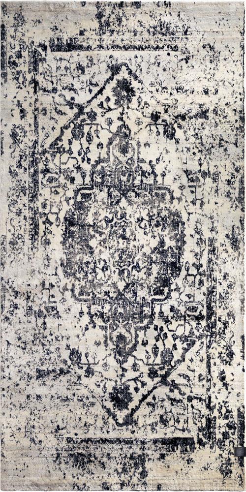 Χαλιά Κρεβατοκάμαρας (Σετ 3τμχ) Guy Laroche Tabriz Natural/Blue-