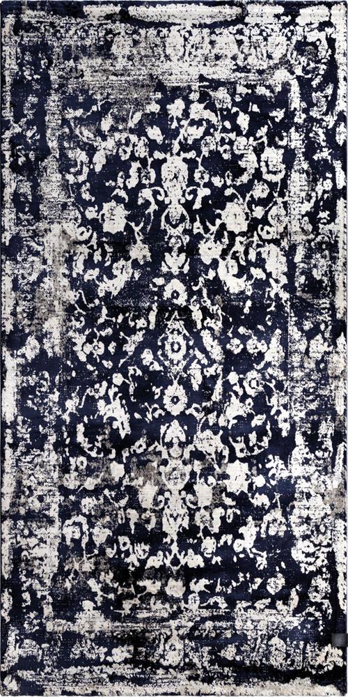 Χαλιά Κρεβατοκάμαρας (Σετ 3τμχ) Guy Laroche Ziegler Blue/Black