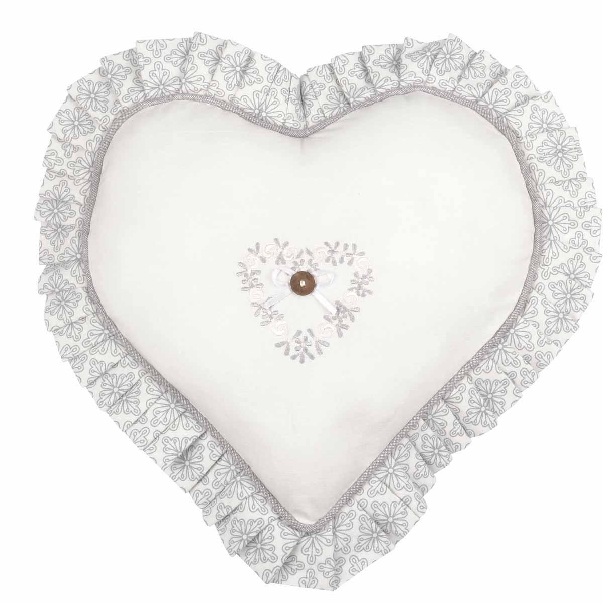 Διακοσμητικό Μαξιλάρι Καρδιά Manoir C28308001