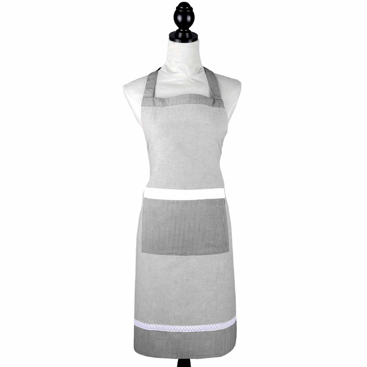 Ποδιά Κουζίνας Angele Gris TAB8295002