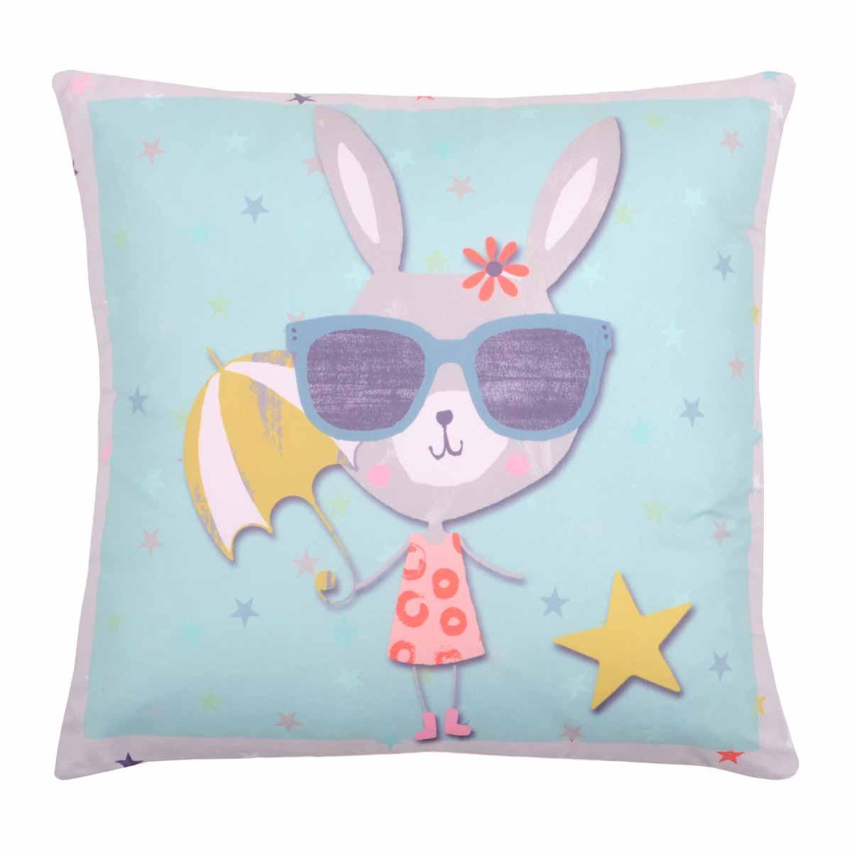 Διακοσμητικό Μαξιλάρι Luce Bleu C08876001 home   παιδικά   διακοσμητικά μαξιλάρια παιδικά