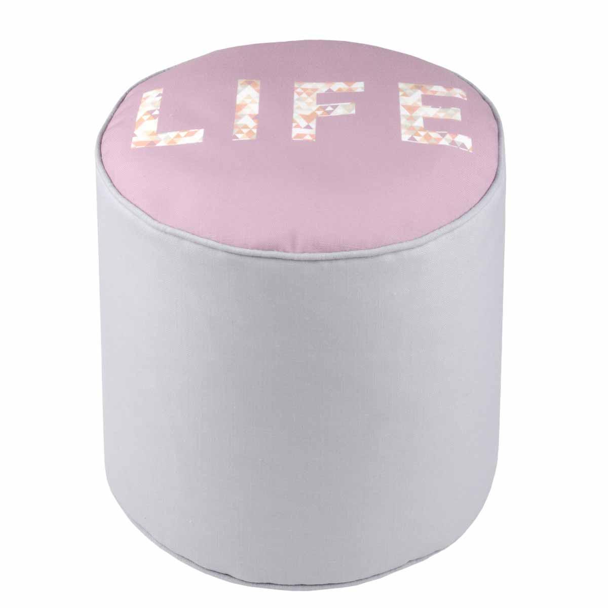 Πουφ Triane Life C80025001 home   σαλόνι   μαξιλάρες δαπέδου   πουφ