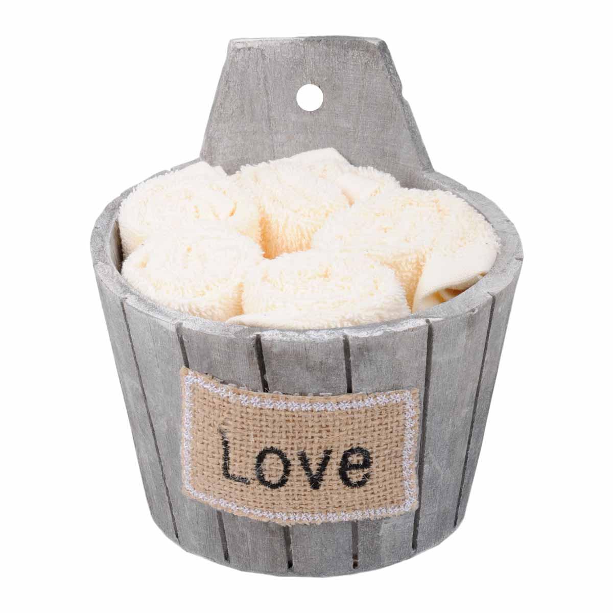 Πετσέτες Δώρου (Σετ 5τμχ) Love Perle B03728004
