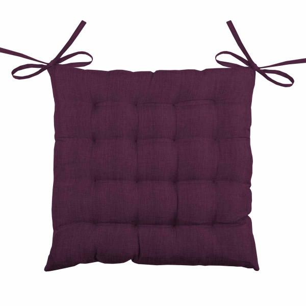 Μαξιλάρι Καρέκλας S-F Bea Burgundy CU8538014