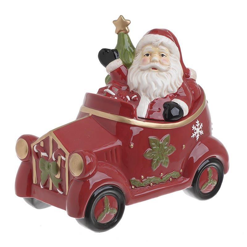 Χριστουγεννιάτικη Μπισκοτιέρα InArt 2-60-502-0009