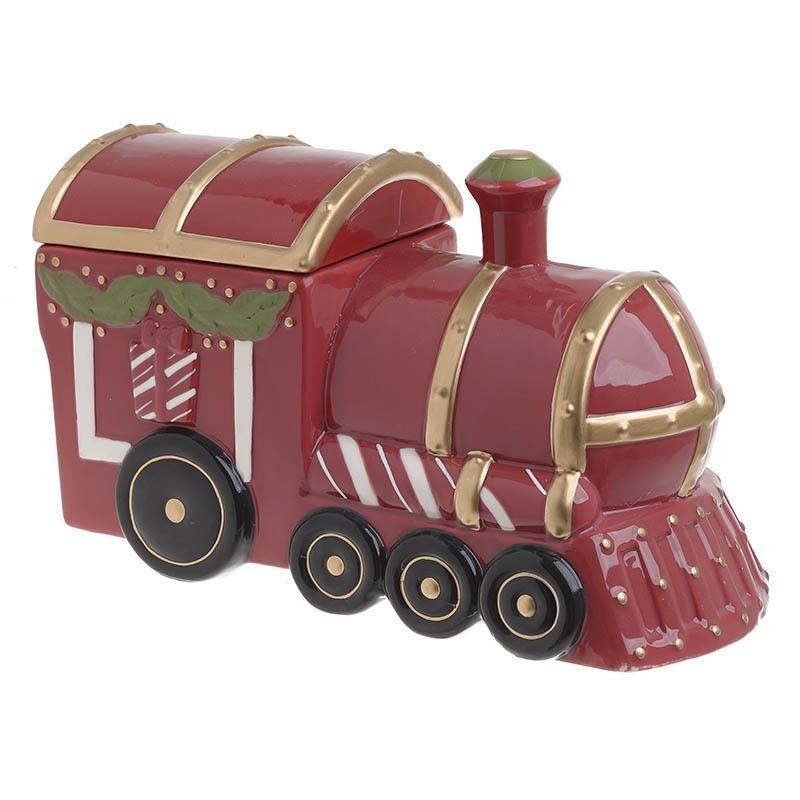 Χριστουγεννιάτικη Μπισκοτιέρα InArt 2-60-502-0010