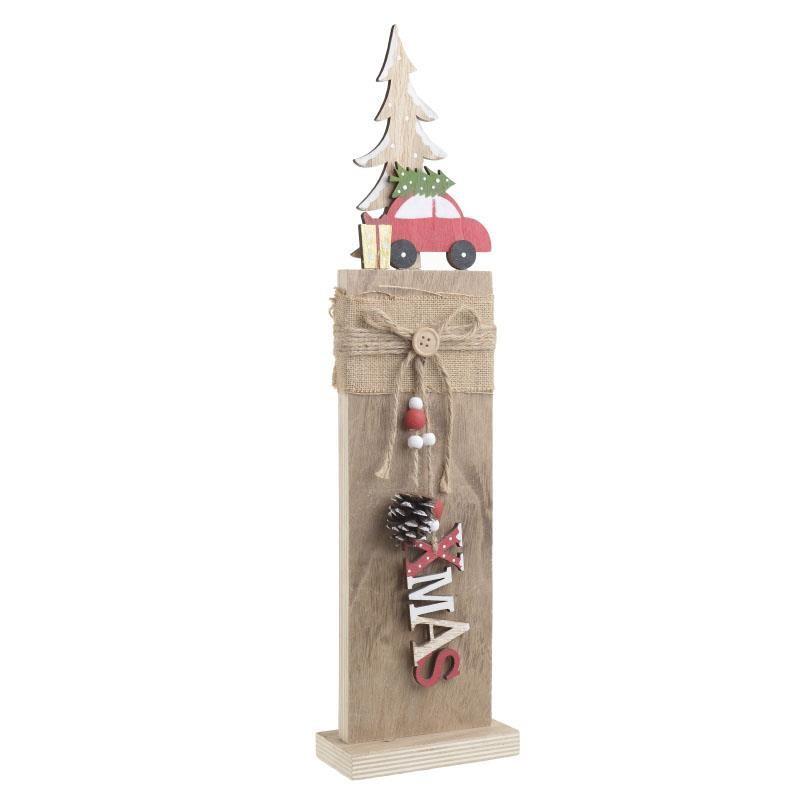 Χριστουγεννιάτικο Διακοσμητικό InArt 2-70-540-0049