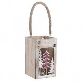 Χριστουγεννιάτικο Φανάρι InArt 2-70-540-0056