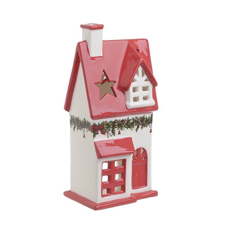 Χριστουγεννιάτικο Κηροπήγιο InArt 2-70-945-0020