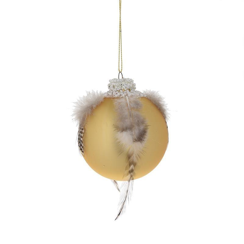 Χριστουγεννιάτικα Στολίδια (Σετ 4τμχ) InArt 2-70-890-0066