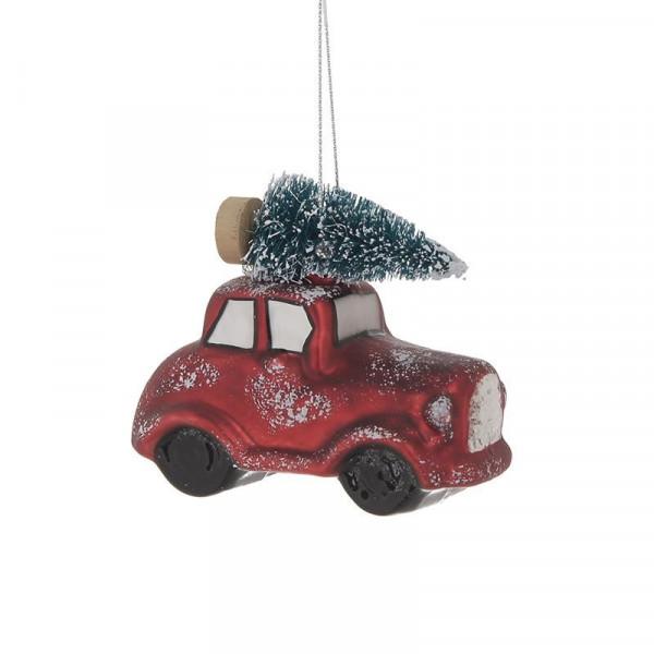 Χριστουγεννιάτικα Στολίδια (Σετ 6τμχ) InArt 2-70-890-0085