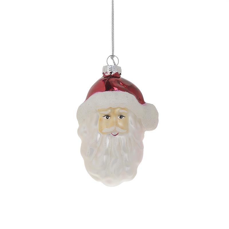 Χριστουγεννιάτικα Στολίδια (Σετ 4τμχ) InArt 2-70-890-0087