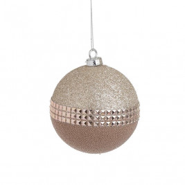 Χριστουγεννιάτικα Στολίδια (Σετ 4τμχ) InArt 2-70-675-0462