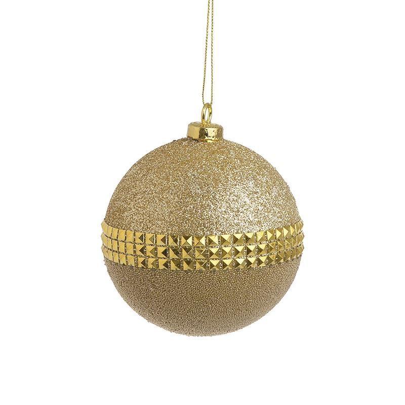 Χριστουγεννιάτικα Στολίδια (Σετ 4τμχ) InArt 2-70-675-0464