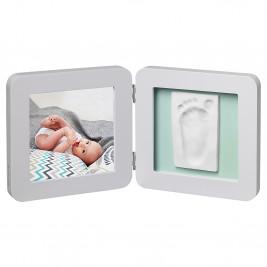 Κορνίζα Αποτύπωμα 2 Θέσεων Baby Art My Baby Touch Pastel BR71053
