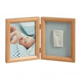 Κορνίζα Αποτύπωμα 2 Θέσεων Baby Art My Baby Touch Honey BR71070
