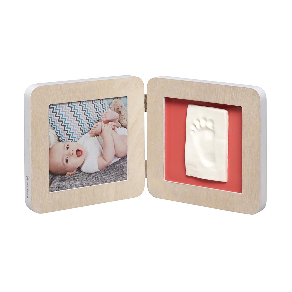 Κορνίζα Αποτύπωμα 2 Θέσεων Baby Art My Baby Touch Scandinavian BR71697 home   βρεφικά   βρεφική διακόσμηση