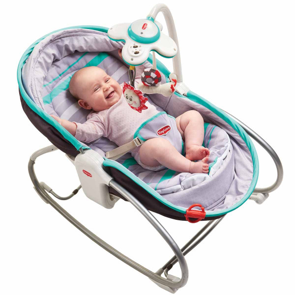 Relax Tiny Love 3 In 1 Rocker-Napper Turquoise BR72415