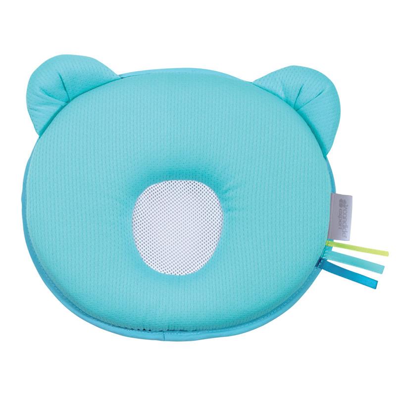 Βρεφικό Μαξιλάρι Ύπνου Candide P'Tit Panda Air Πράσινο 72395