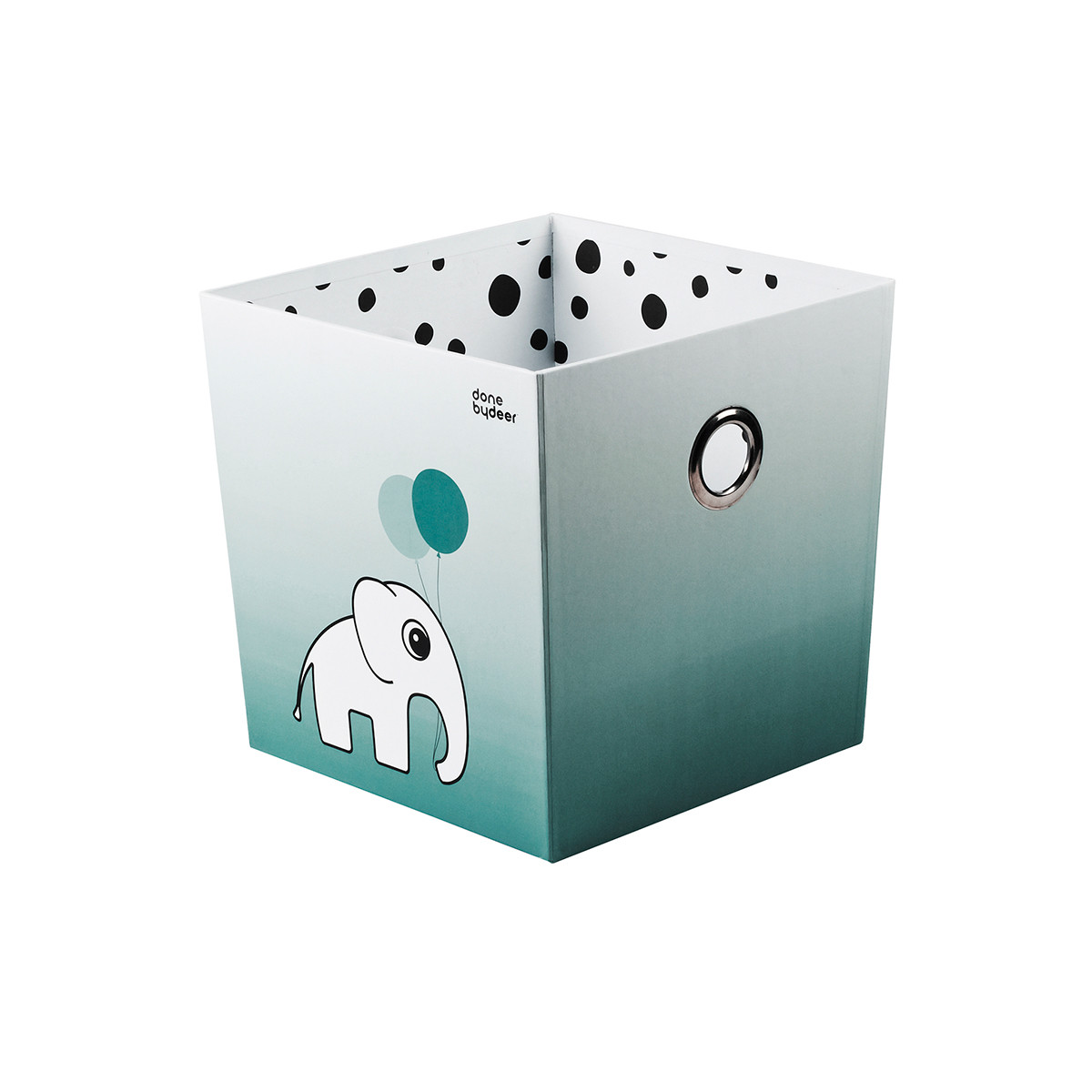 Κουτί Αποθήκευσης Done By Deer Happy Dots Blue BR72009
