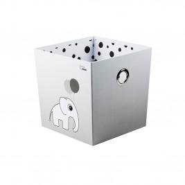 Κουτί Αποθήκευσης Done By Deer Happy Dots Grey BR72010