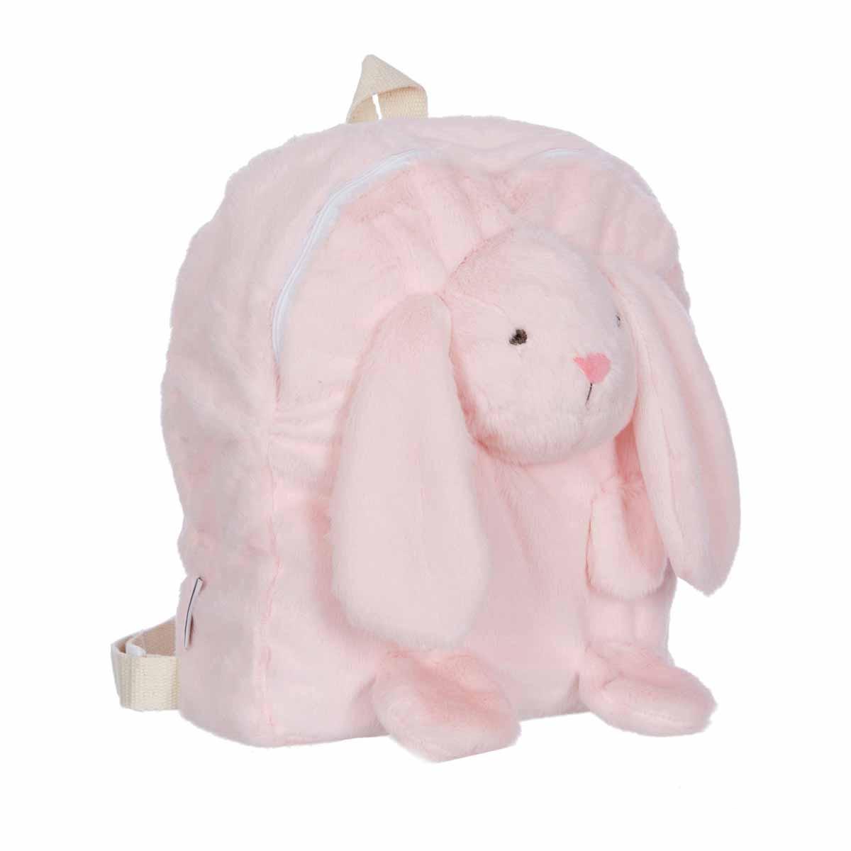 Παιδικό Σακίδιο Πλάτης Manon Des Pres Κουνελάκι Ροζ BR72943 home   παιδικά   τσάντες παιδικές