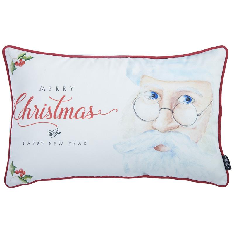 Χριστουγεννιάτικη Μαξιλαροθήκη (30x51) Apolena 719-5590/1