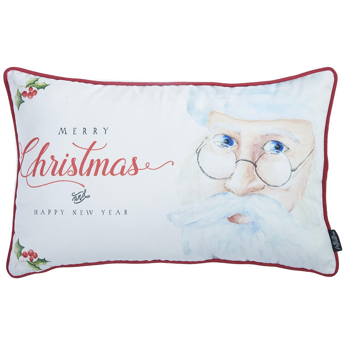Χριστουγεννιάτικη Μαξιλαροθήκη (30×51) Apolena 719-5590/1