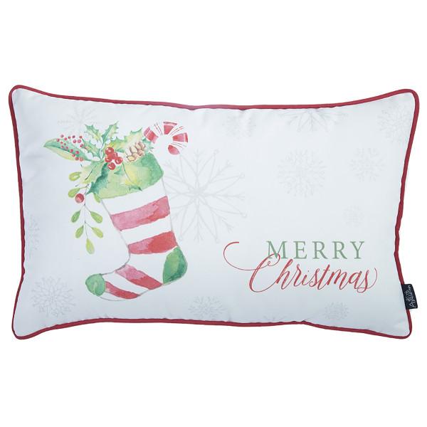 Χριστουγεννιάτικη Μαξιλαροθήκη (30x51) Apolena 719-5588/1