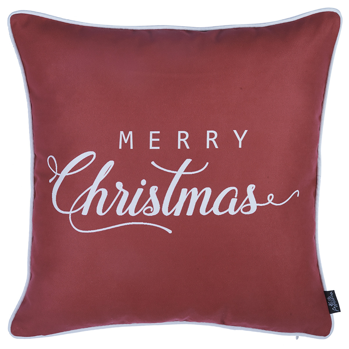 Χριστουγεννιάτικη Μαξιλαροθήκη (45×45) Apolena Merry 706-5600/1
