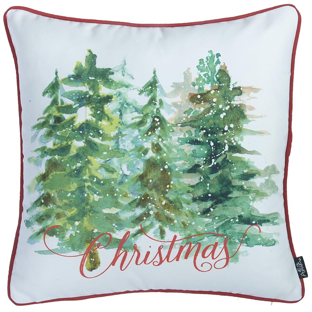 Χριστουγεννιάτικη Μαξιλαροθήκη (45×45) Apolena 706-5579/1