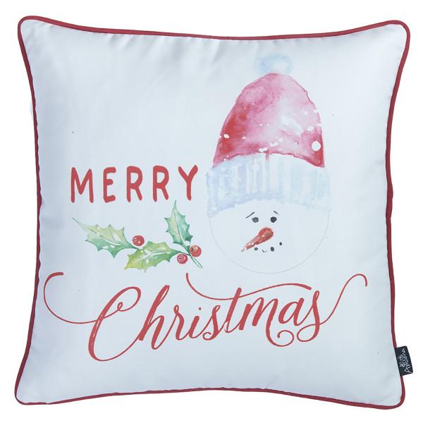 Χριστουγεννιάτικη Μαξιλαροθήκη (45x45) Apolena 706-5584/1