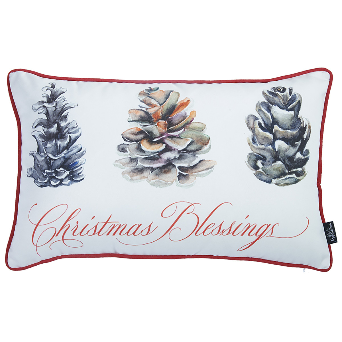 Χριστουγεννιάτικη Μαξιλαροθήκη (30×51) Apolena 719-5594/1