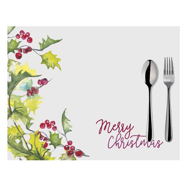 Χριστουγεννιάτικα Σουπλά (Σετ 2τμχ) Apolena 790-5576/1