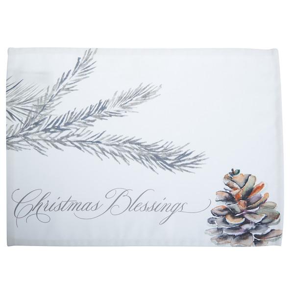 Χριστουγεννιάτικα Σουπλά (Σετ 2τμχ) Apolena 790-5592/1
