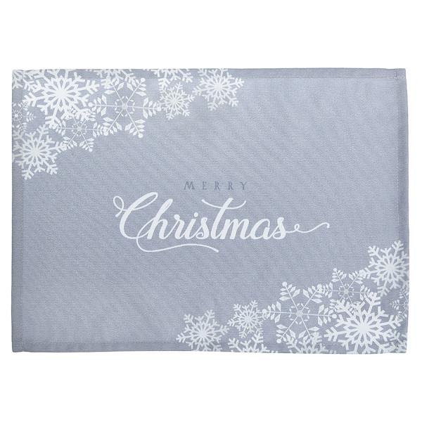 Χριστουγεννιάτικα Σουπλά (Σετ 2τμχ) Apolena 790-5612/3