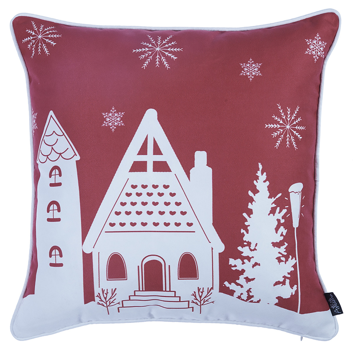 Χριστουγεννιάτικη Μαξιλαροθήκη (45×45) Apolena 706-5616/2