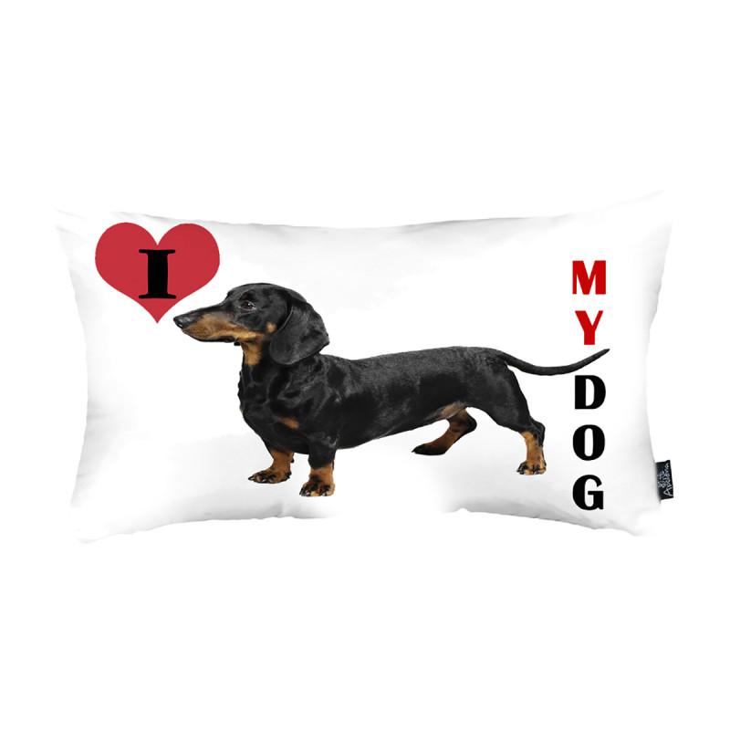 Διακοσμητική Μαξιλαροθήκη Σκυλάκι (30x51) Apolena 717-5413/1