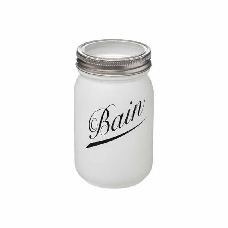 Ποτήρι Οδοντόβουρτσας Marva Bain White 155952Α