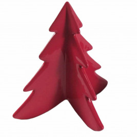 Χριστουγεννιάτικο Δεντράκι Marva Red Tree 659042