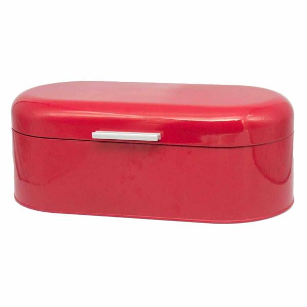 Ψωμιέρα Marva Flat Red 489016