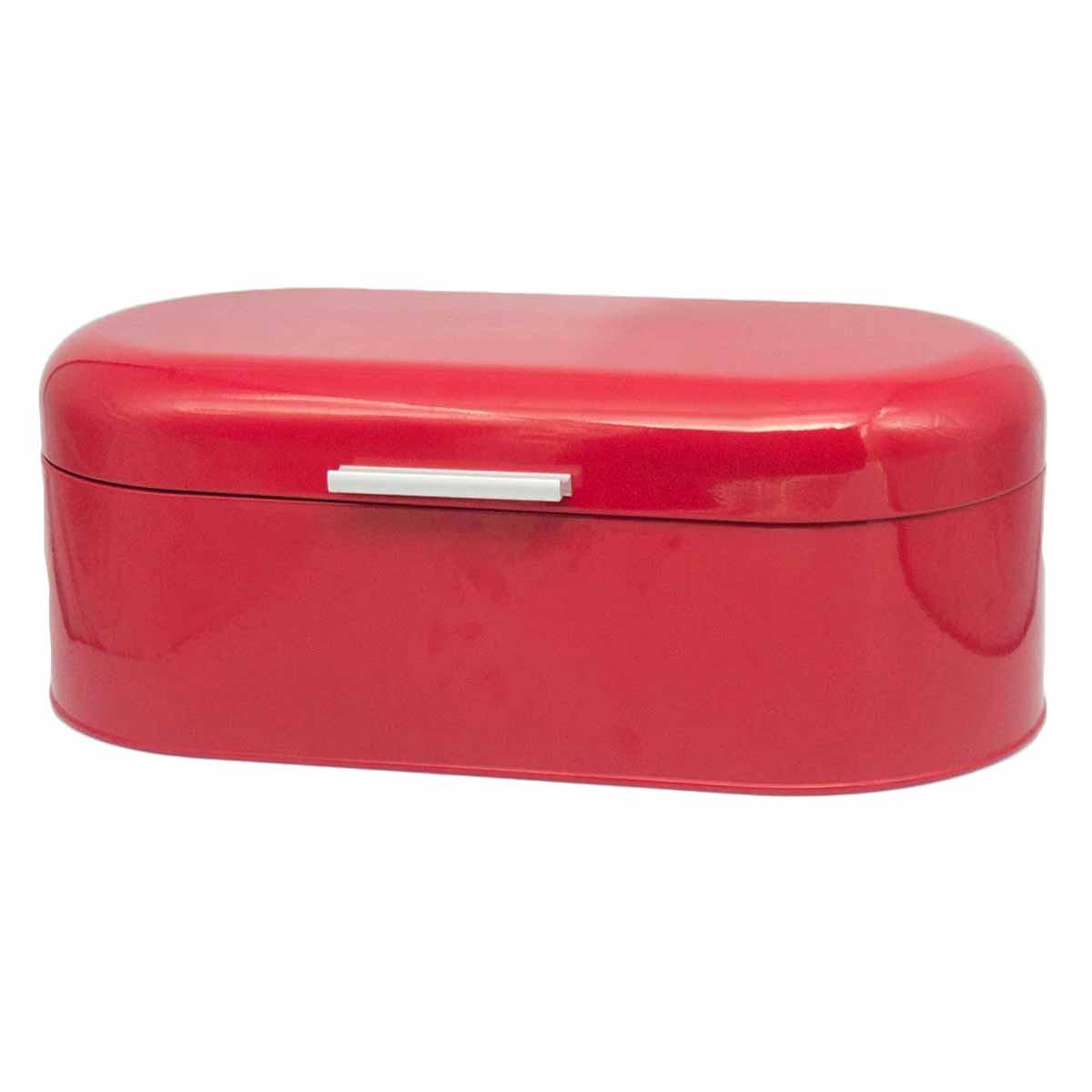 Ψωμιέρα Marva Flat Red 489016 home   κουζίνα   τραπεζαρία   επιτραπέζια είδη