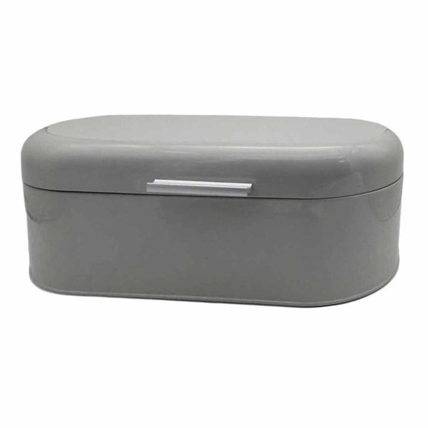Ψωμιέρα Marva Flat Grey 489017